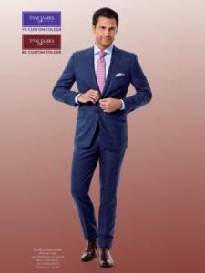 Tom James Royal Classic bespoke suits tailored canvas tampa sarasota lakeland st petersburg erik peterson eric petersen