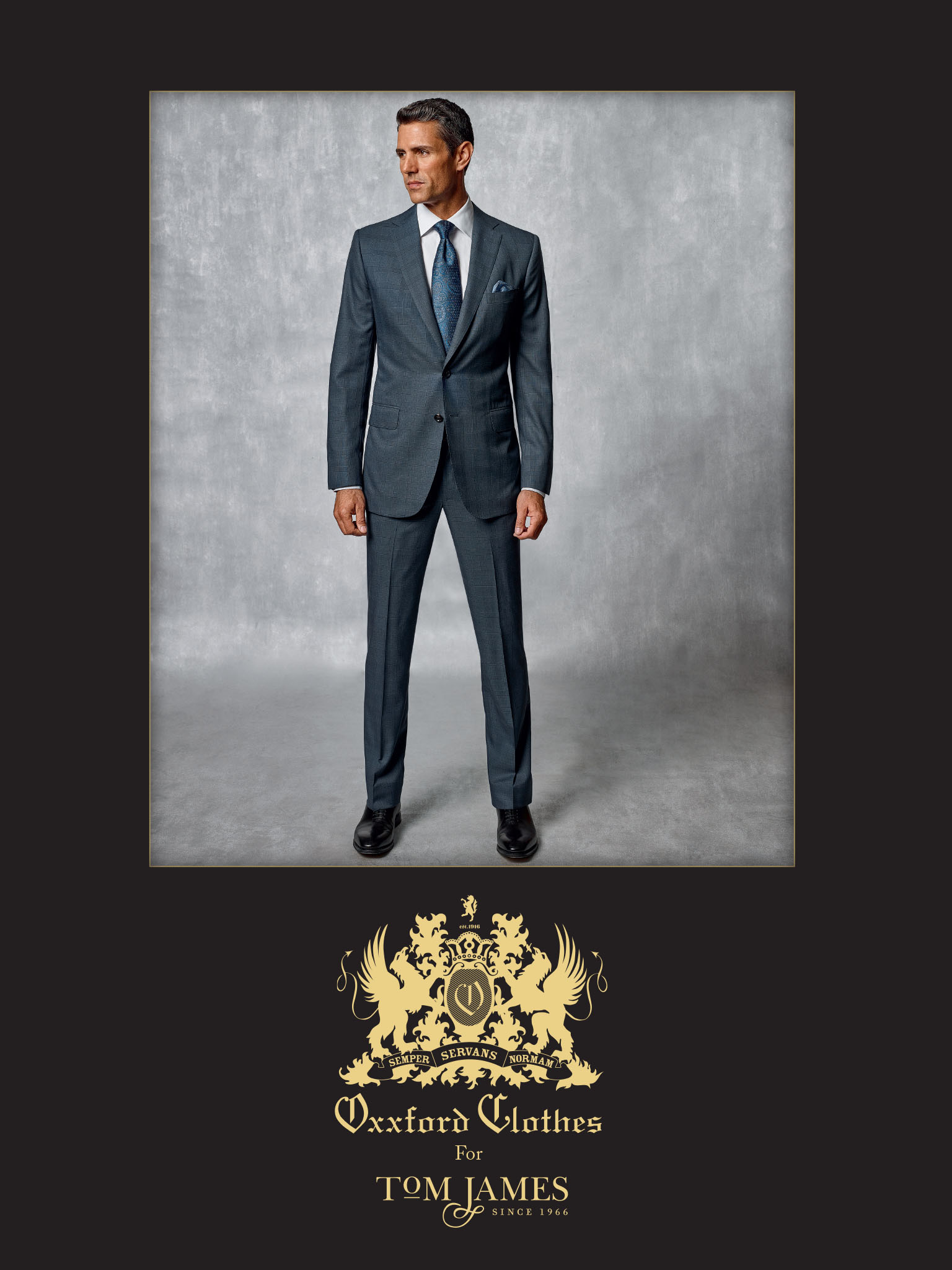 Oxxford Clothes Suits Bespoke